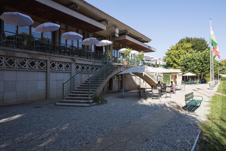 Entrée, Restaurant du Tennis Lausanne