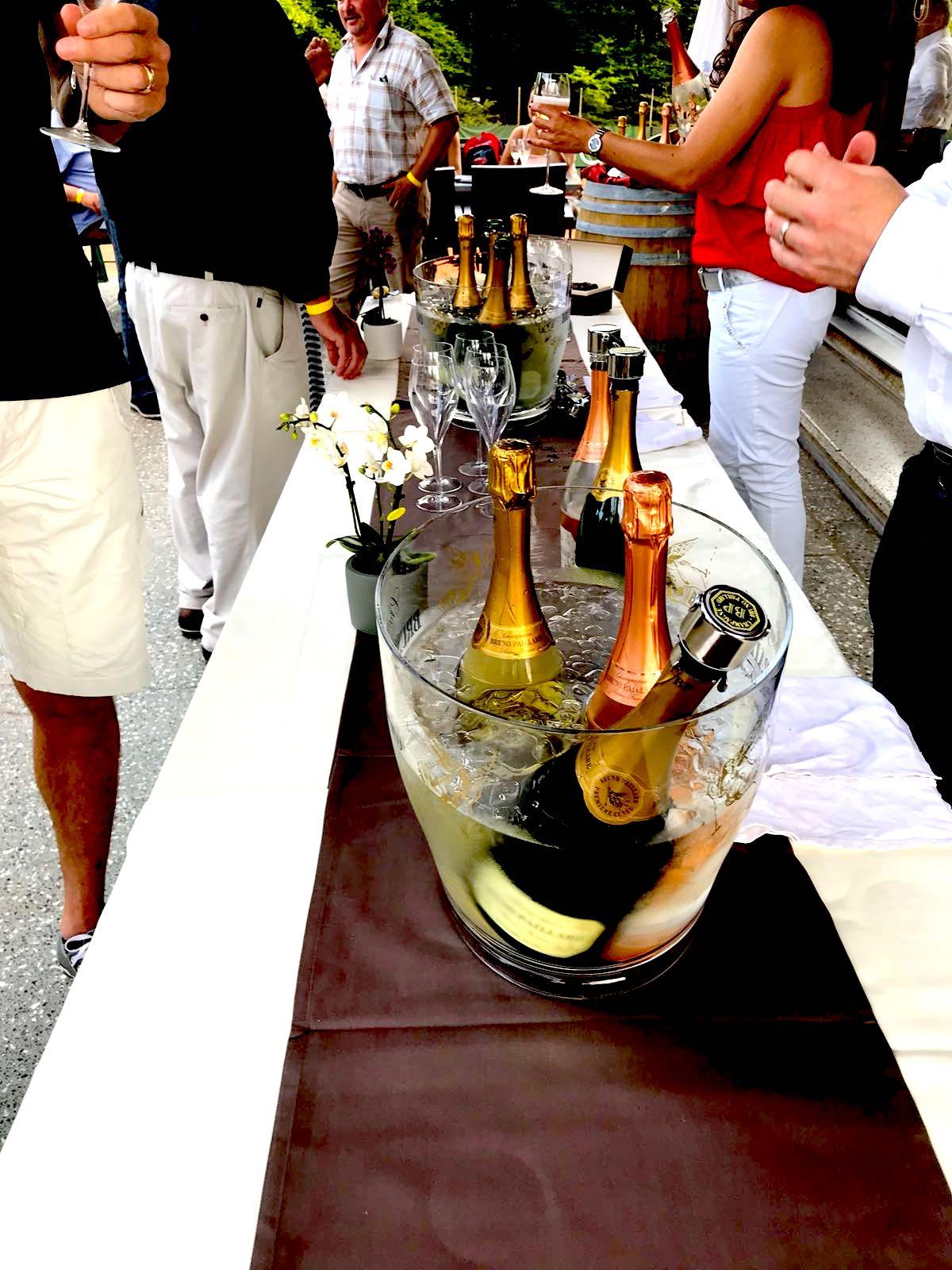 Champagne, Restaurant du Tennis Lausanne