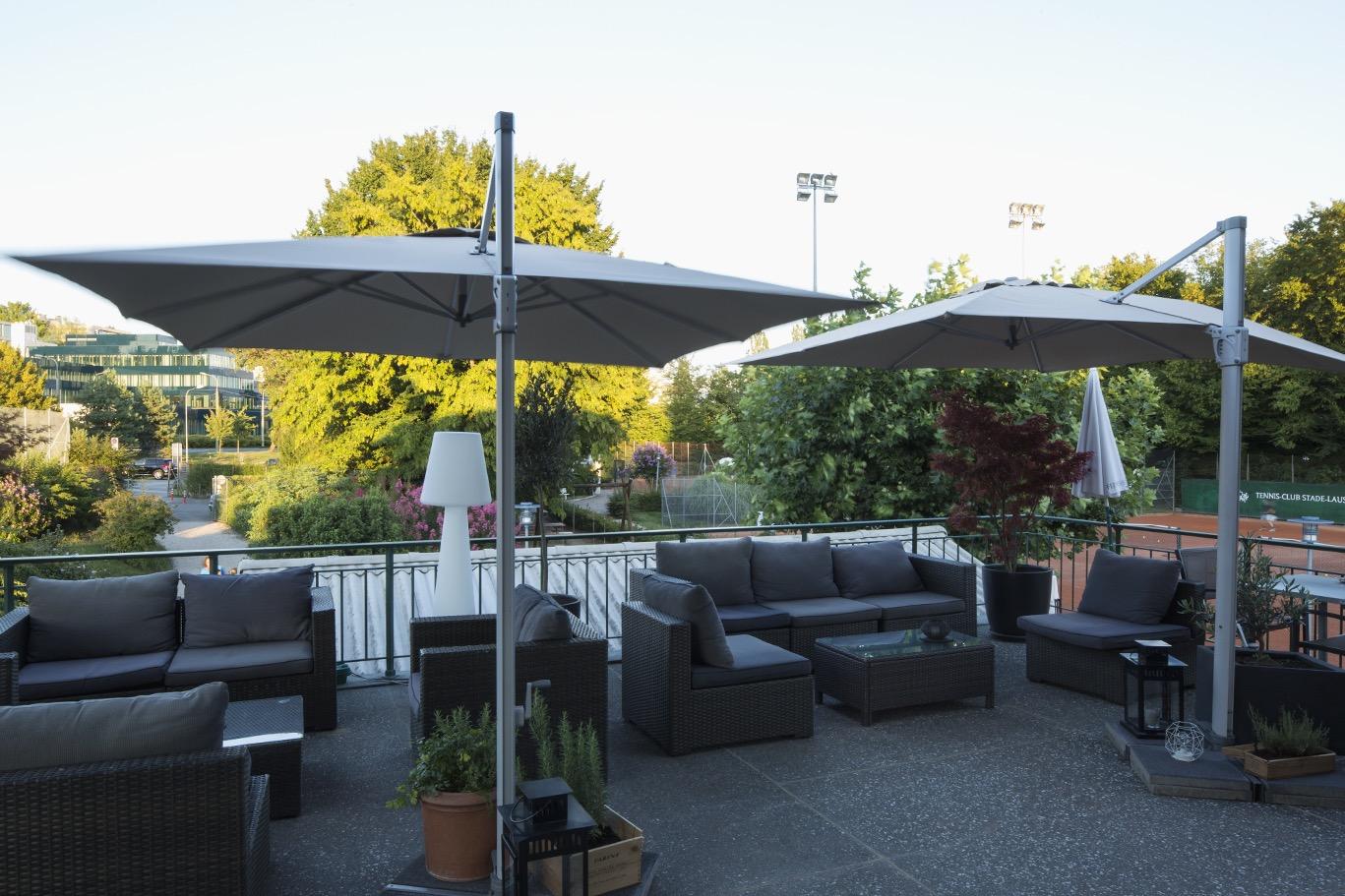 lounge, Restaurant du Tennis Lausanne